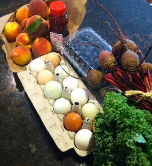 Farmer's Market Stash