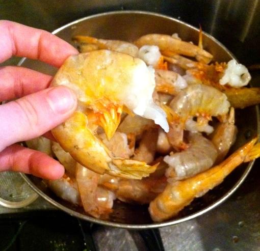 Texas Gulf Shrimp