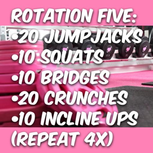 Rotation Five