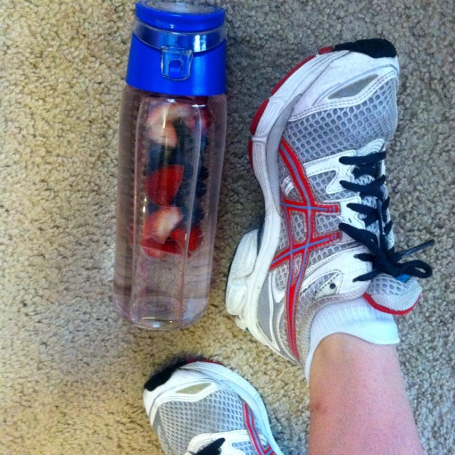 Patriotic Workout---Journey for Jessi