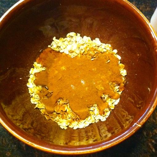 Cinnamon Honey Granola--Journey for Jessi