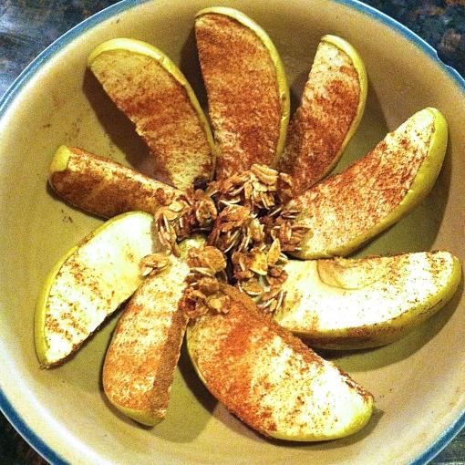 Baked Apple--Journey for Jessi