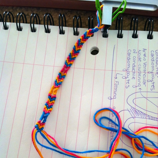 Friendship Bracelets>School--Journey for Jessi