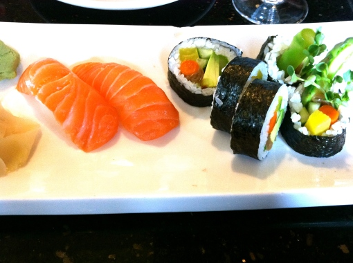 John Holly's Sushi--Journey for Jessi