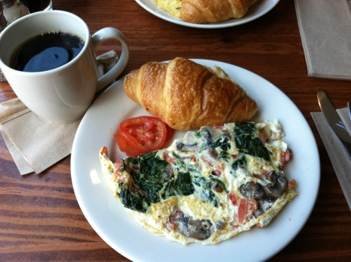 omelet us catch up--Journey for Jessi