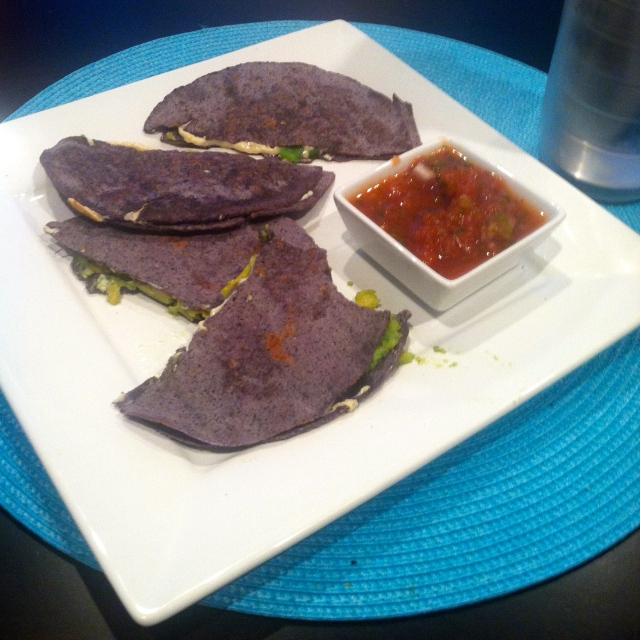easy healthy tortilla chips--Journey for Jessi