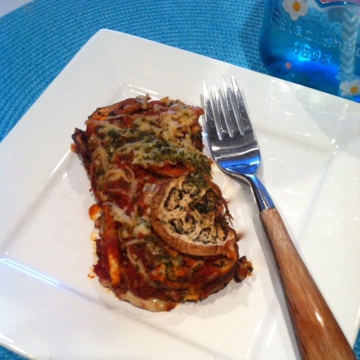 "eggplant ""parm""--Journey for Jessi"