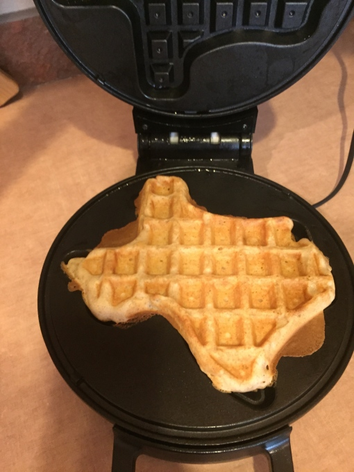 texas wheat waffles | Journey for Jessi
