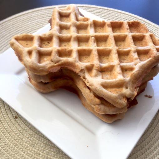 texas wheat waffles | Journey for Jessi