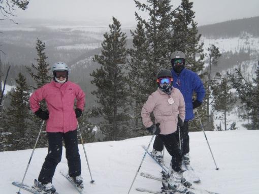 ski break || Journey for Jessi