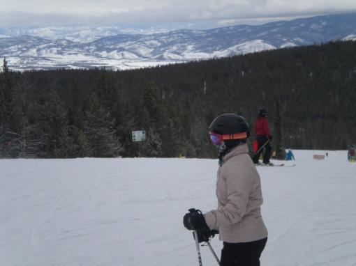 ski break    Journey for Jessi
