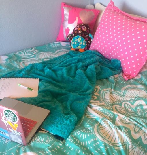 stuffy sleepy and sick || Journey for Jessi