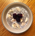 coconut chia pudding | Journey for Jessi