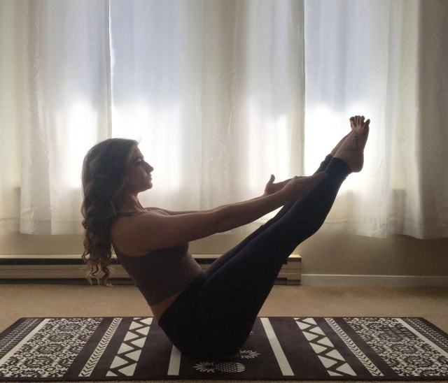 yoga for athletes | Journey for Jessi