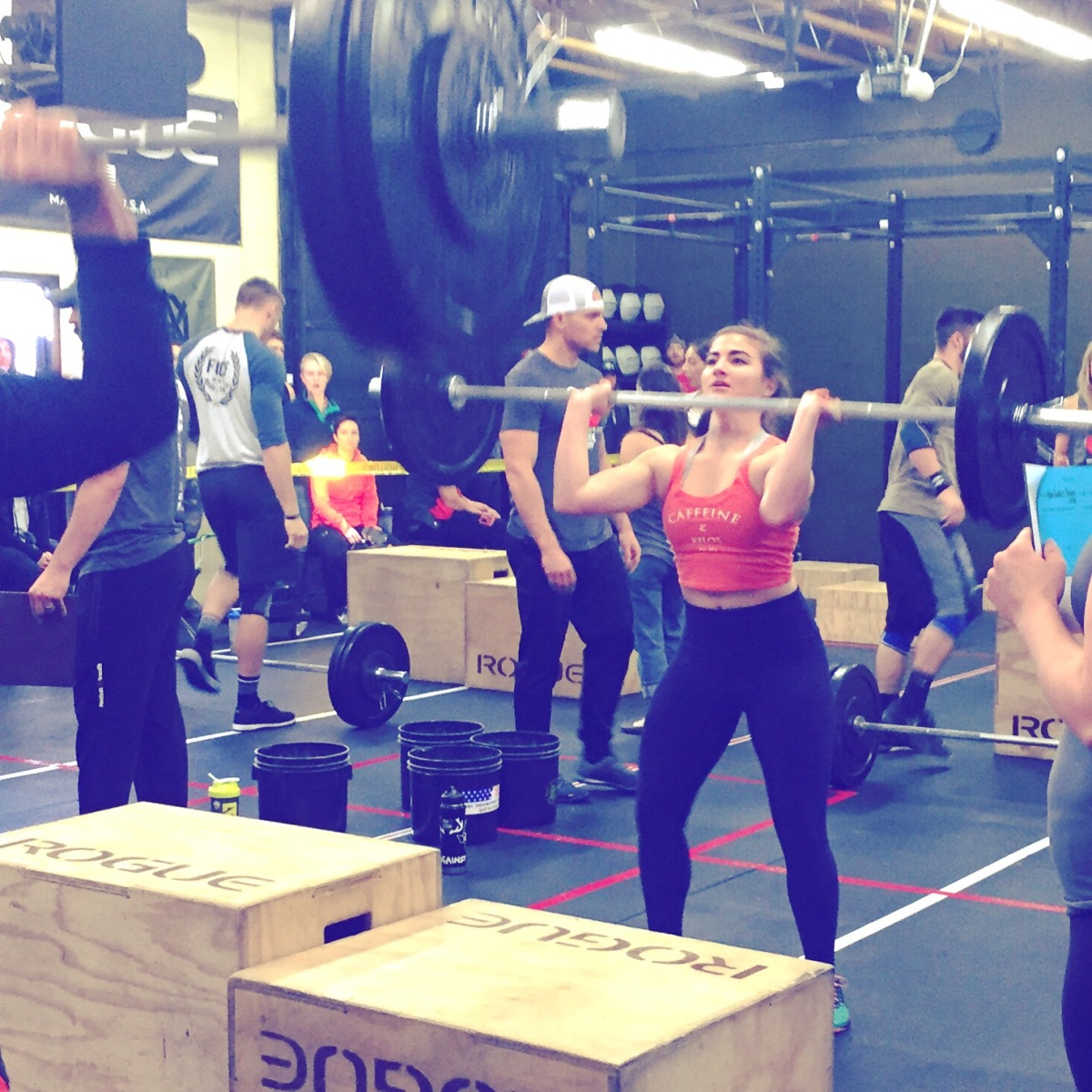 the open ended| crossfit